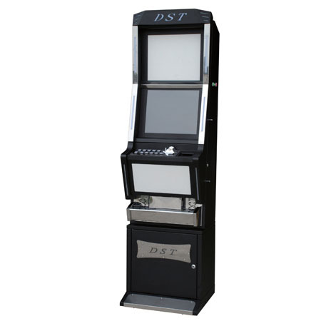Coin Slot Game Machine Cabinet